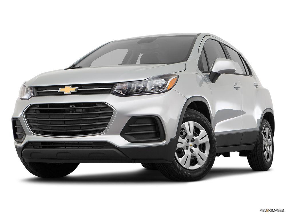 Chevrolet Trax 2017, United Arab Emirates
