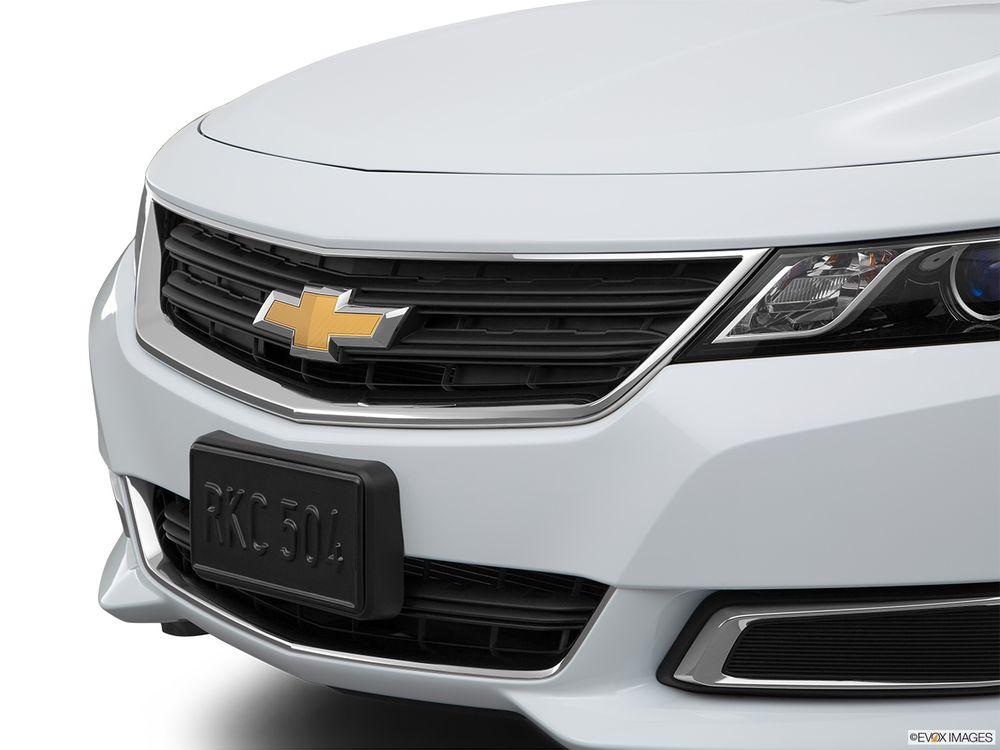Chevrolet Impala 2017, Saudi Arabia