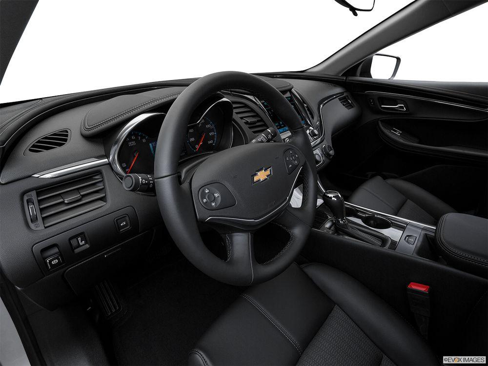 Chevrolet Impala 2017, Oman