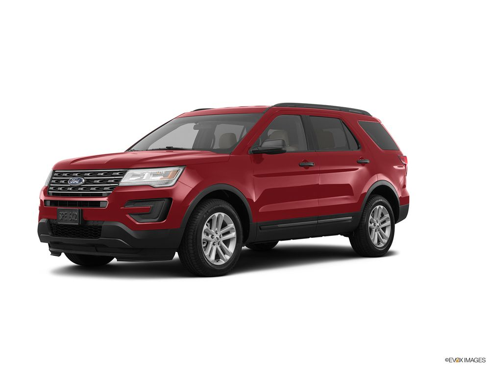Ford Explorer 2017, Saudi Arabia
