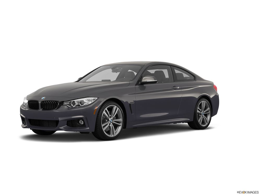 BMW 4 Series Coupe 2017, Kuwait