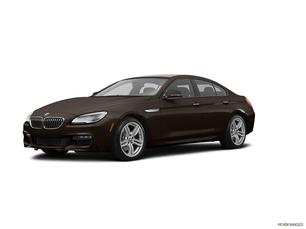 BMW 6 Series Gran Coupe 2017, Bahrain