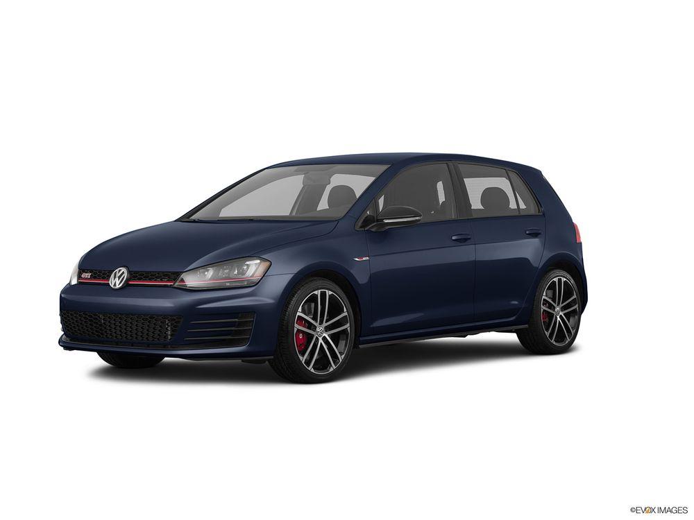 Volkswagen Golf 2017, Kuwait