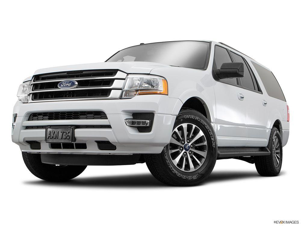 Ford Expedition EL 2017, United Arab Emirates