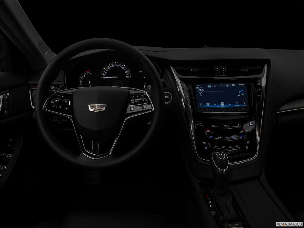Cadillac CTS 2017, Bahrain
