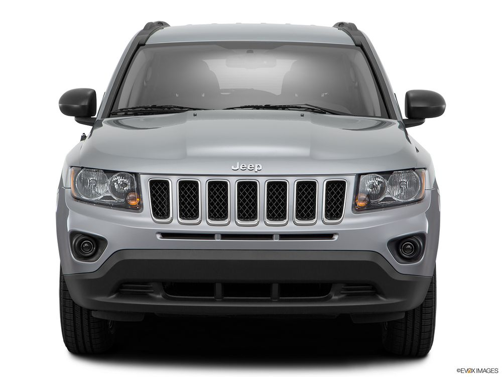 Jeep Compass 2017, Saudi Arabia