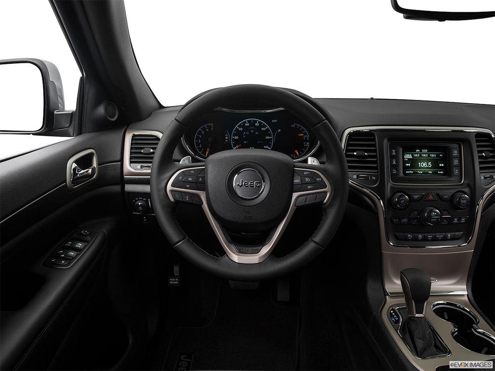 Jeep Grand Cherokee 2017, Saudi Arabia