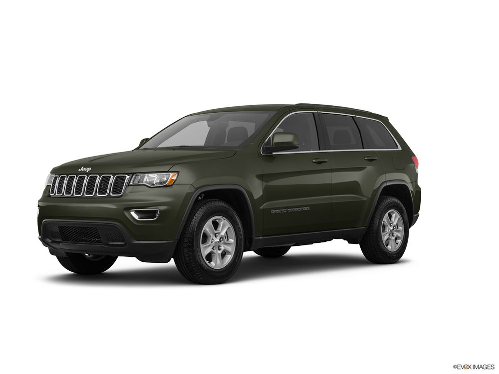 Jeep Grand Cherokee 2017, Kuwait