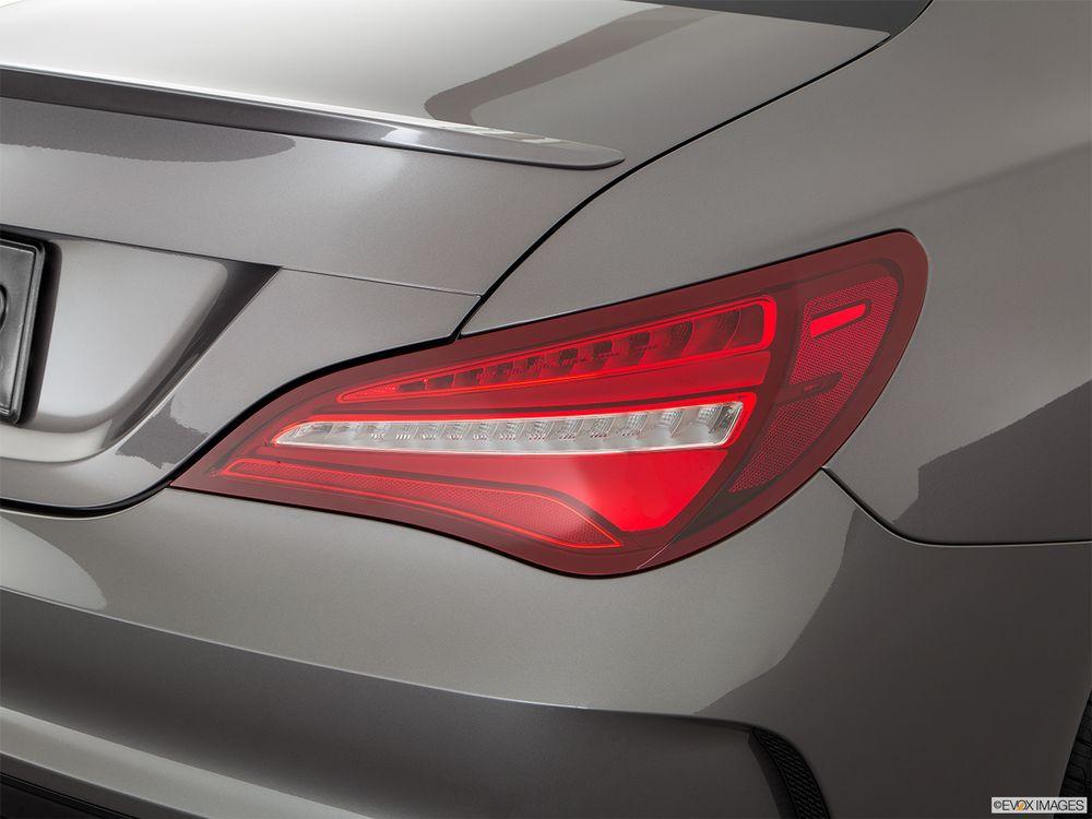 Mercedes-Benz CLA-Class 2017, Kuwait