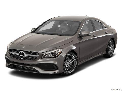 Mercedes-Benz CLA-Class 2017 CLA 250 4MATIC in Bahrain: New