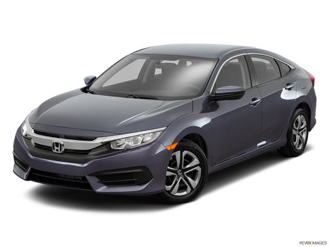 Honda Civic 2017 1 6l Lx