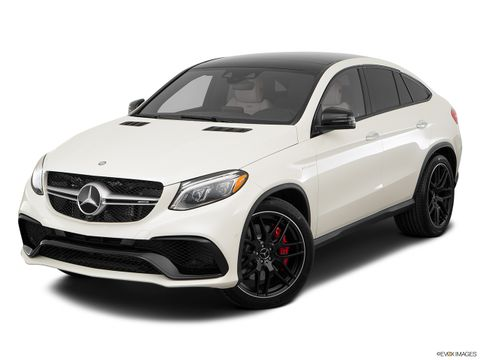 Mercedes Benz Gle Coupe 2017 Amg Gle 63 4matic In Uae New Car
