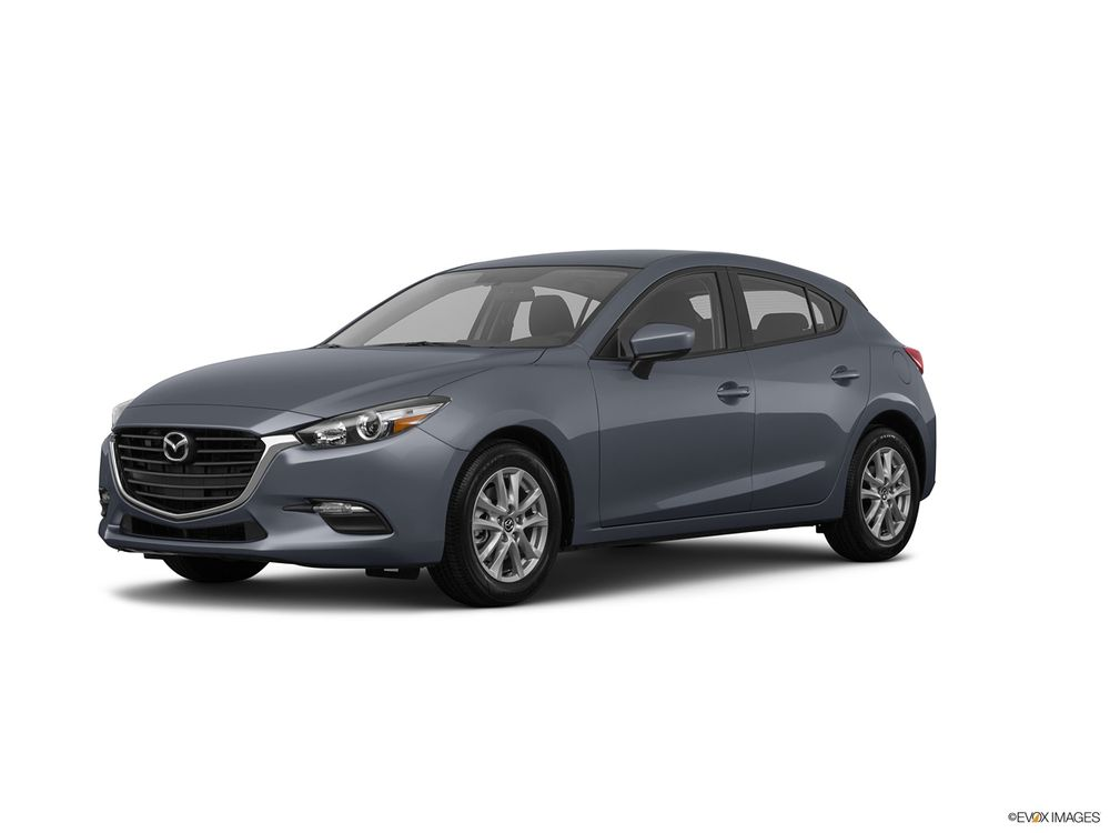 Mazda 3 Hatchback 2017, United Arab Emirates