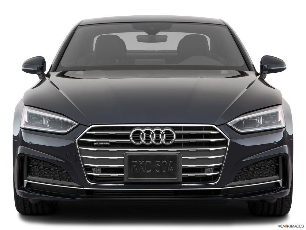 Audi A5 Coupe 2018, Kuwait