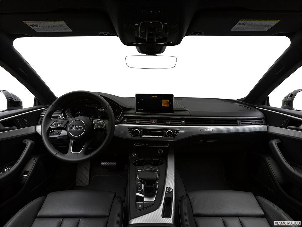 Audi A5 Coupe 2018, Oman