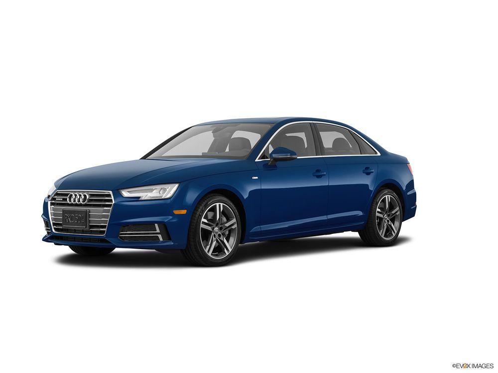 Audi A4 2018, Kuwait
