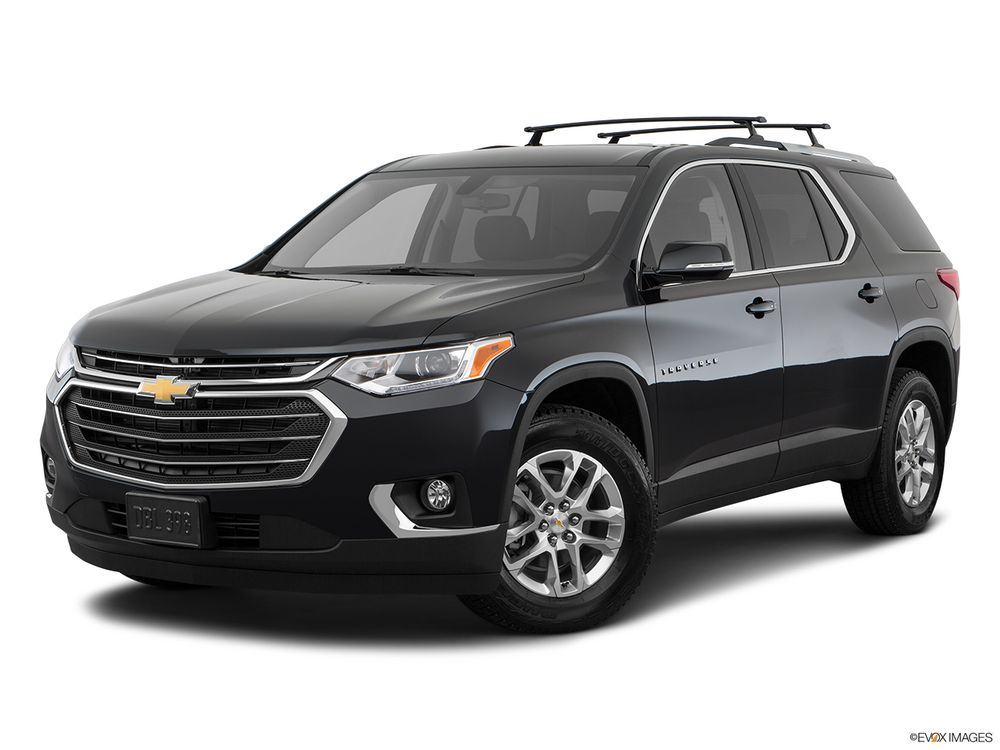 Chevrolet Traverse 2018, Qatar