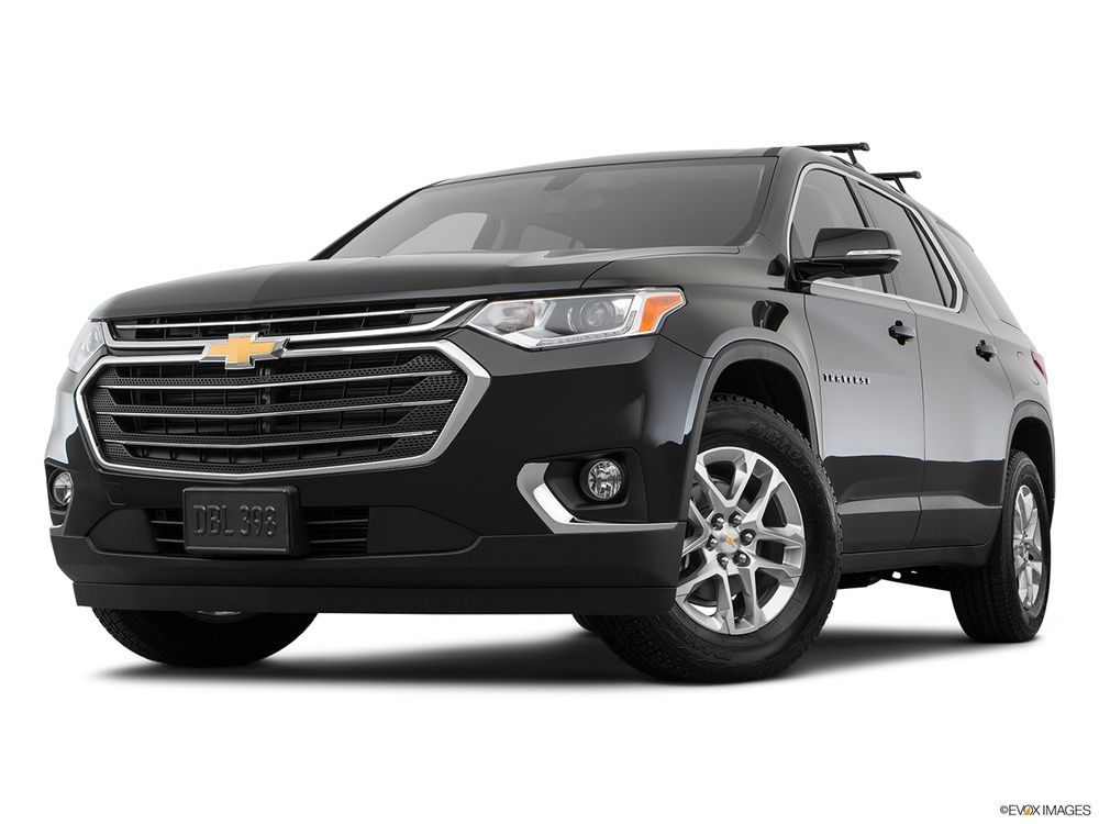 Chevrolet Traverse 2018, Kuwait