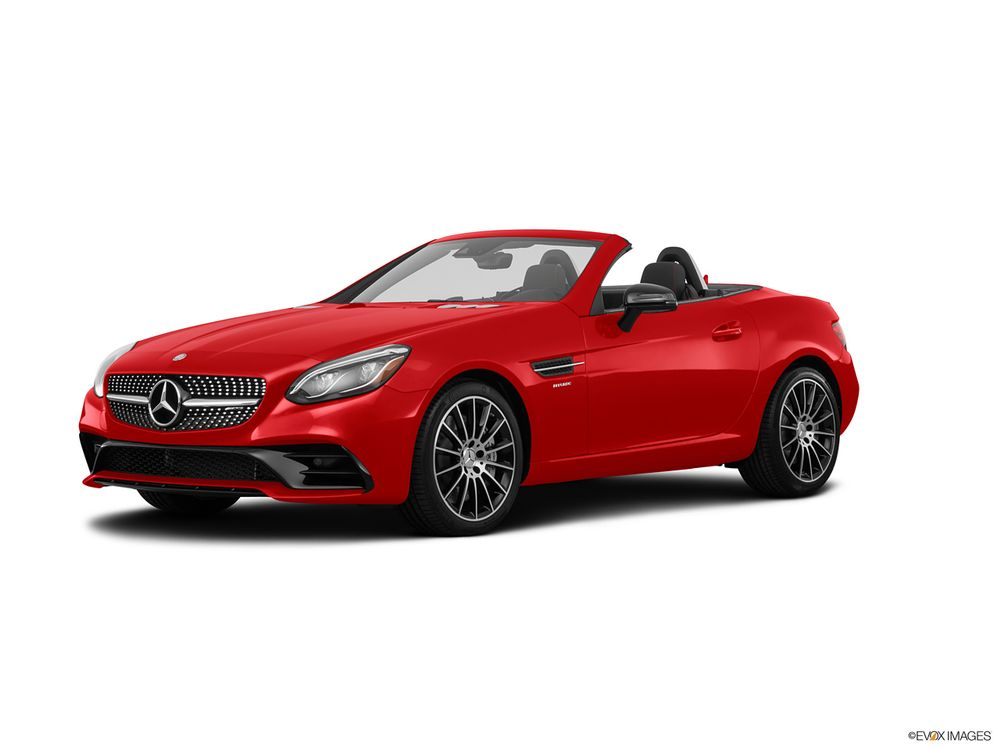 Mercedes-Benz SLC 2018, Kuwait