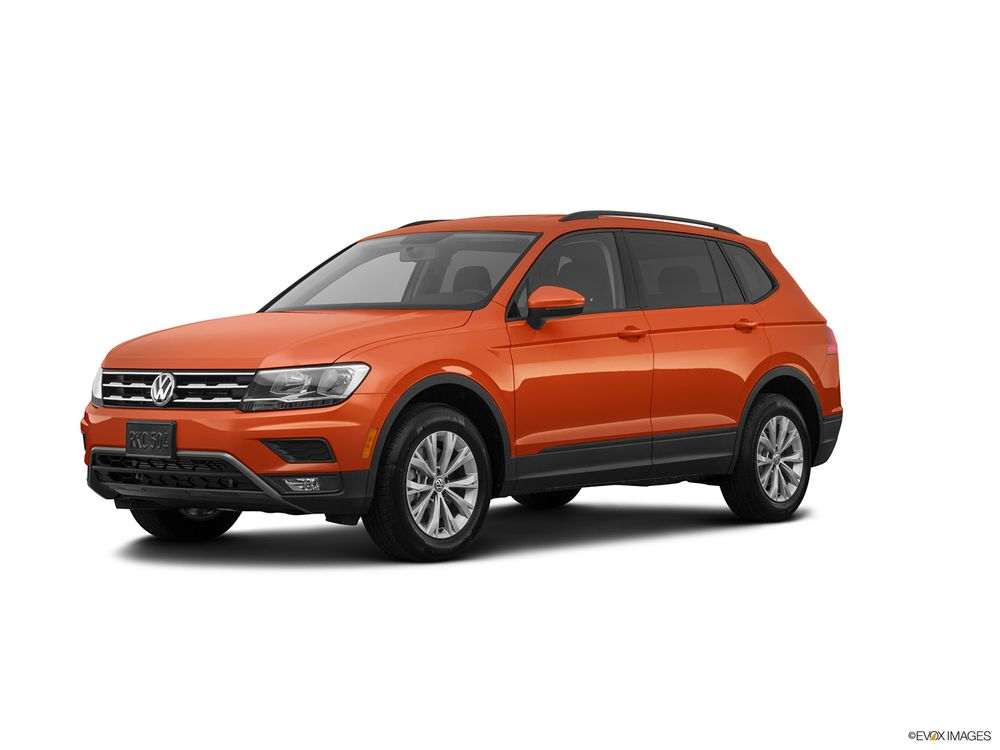Volkswagen Tiguan 2018, United Arab Emirates