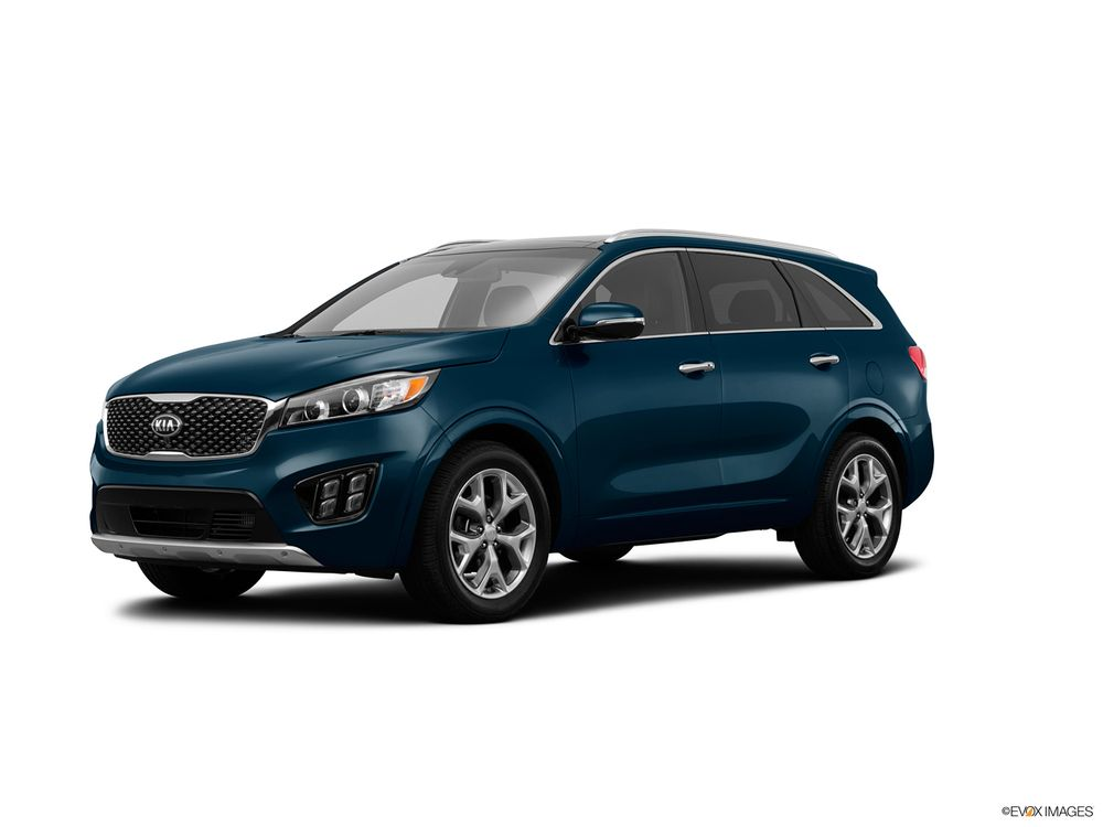Kia Sorento 2018, United Arab Emirates