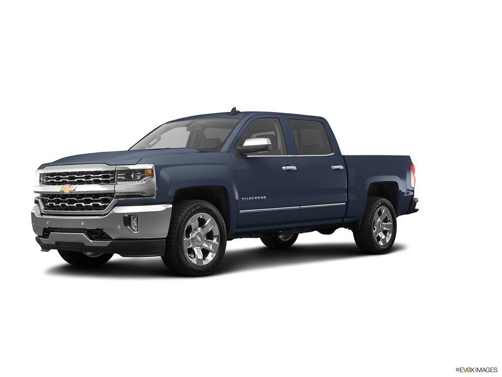 Chevrolet Silverado 2018, Kuwait