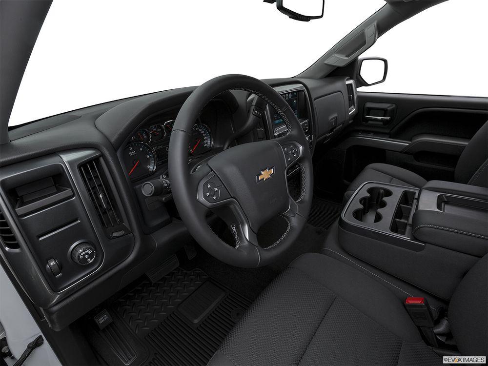 Chevrolet Silverado 2018, Bahrain