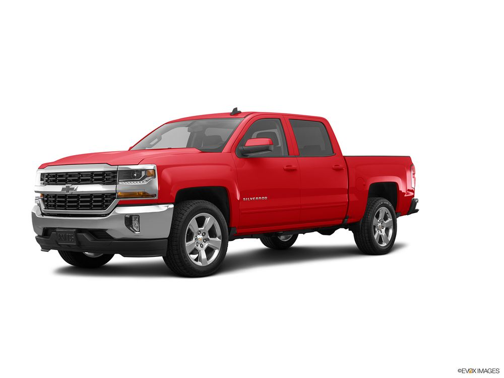 Chevrolet Silverado 2018, United Arab Emirates