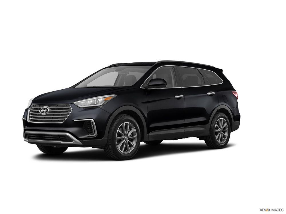 Hyundai Grand Santa Fe 2018, Oman