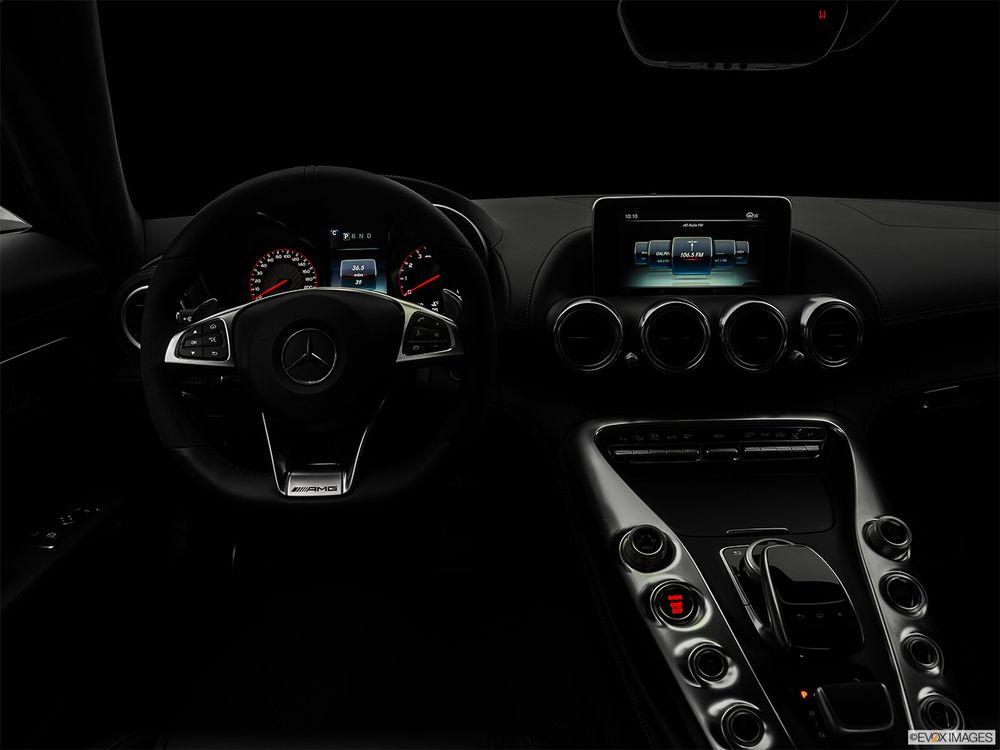 Mercedes-Benz AMG GT 2018, Kuwait