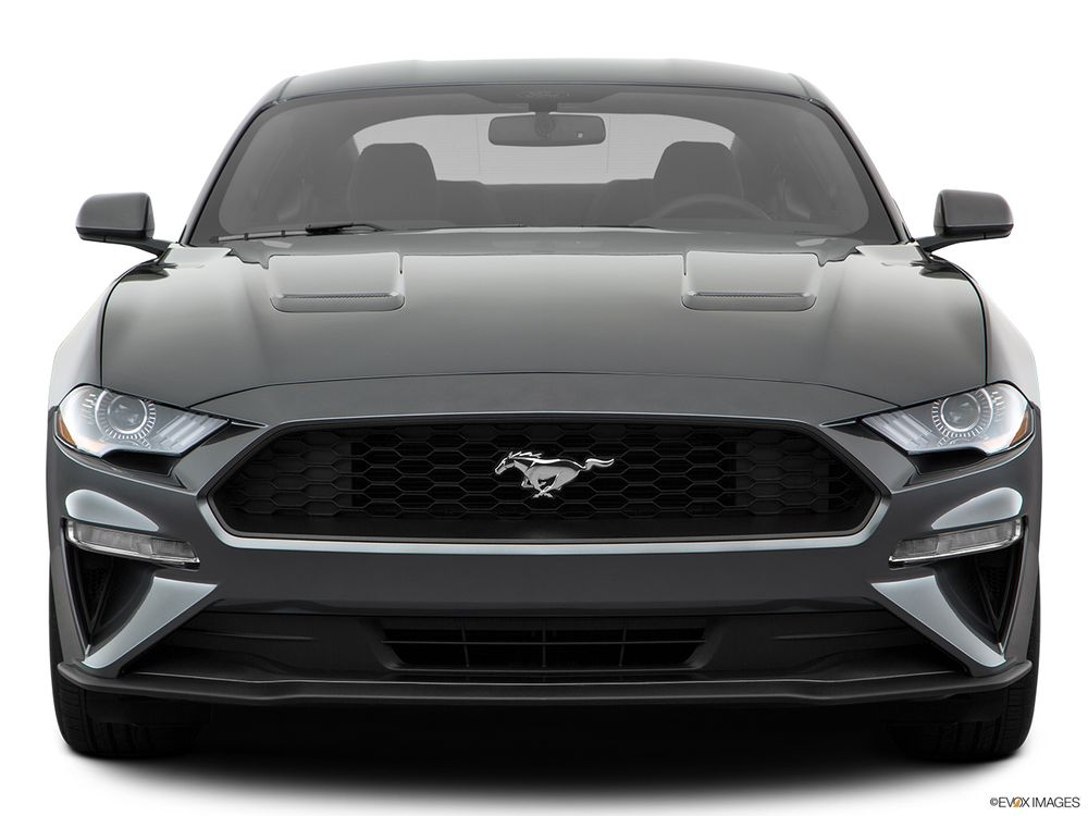 Ford Mustang 2018, United Arab Emirates