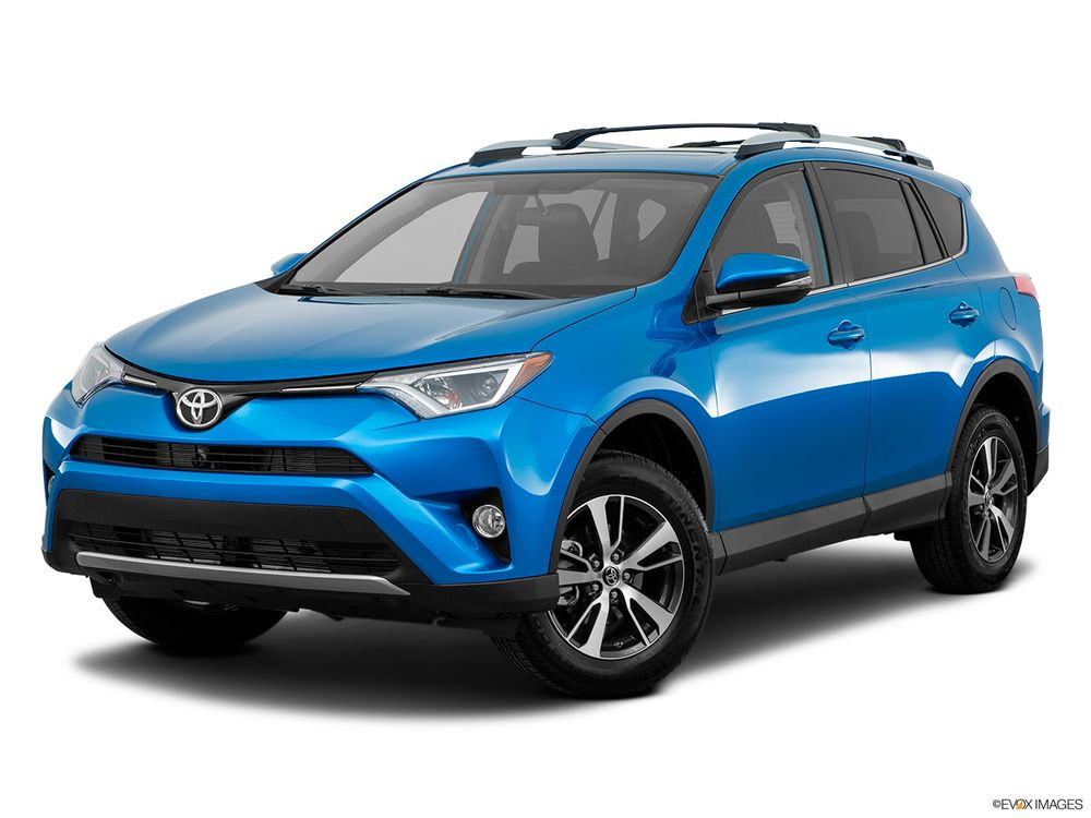Toyota Rav4 2018, United Arab Emirates