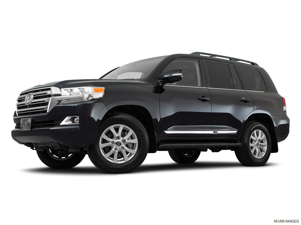 Toyota Land Cruiser 2018, Qatar