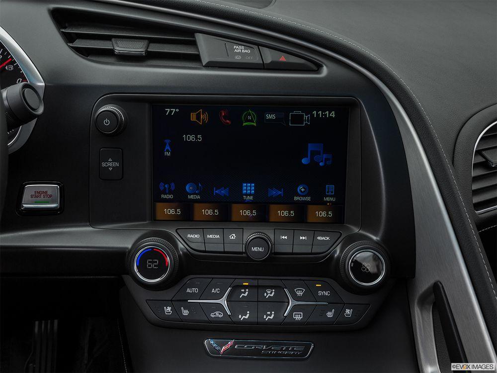 Chevrolet Corvette 2018, Qatar