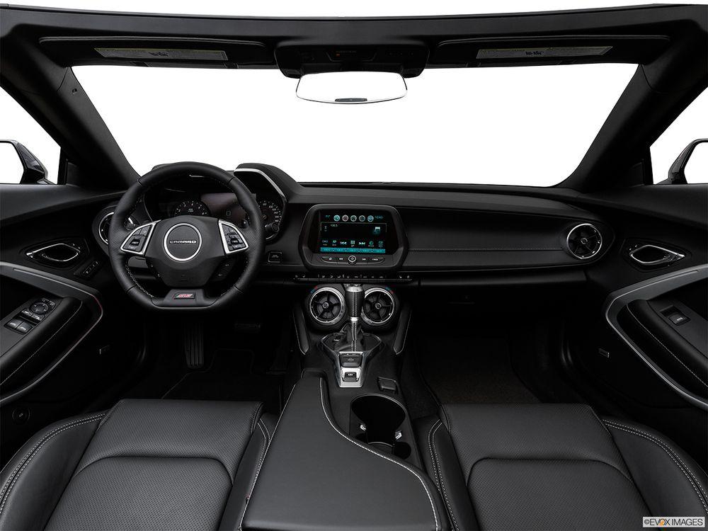Chevrolet Camaro Convertible 2018, United Arab Emirates