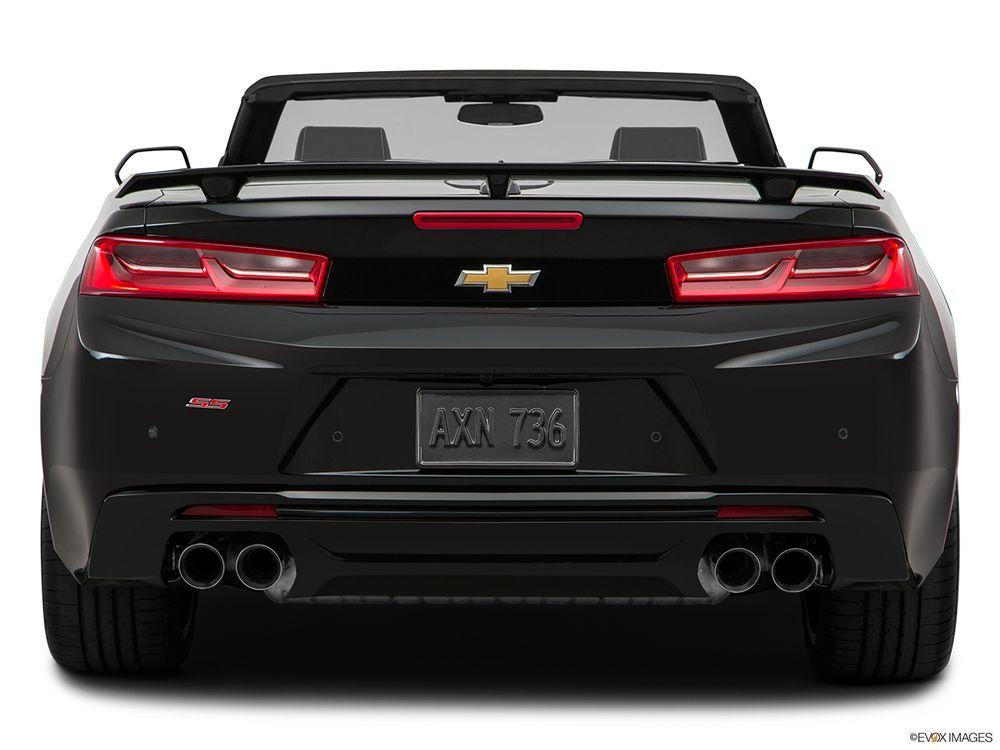 Chevrolet Camaro Convertible 2018, Kuwait