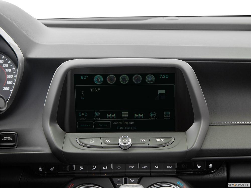 Chevrolet Camaro Coupe 2018, Qatar