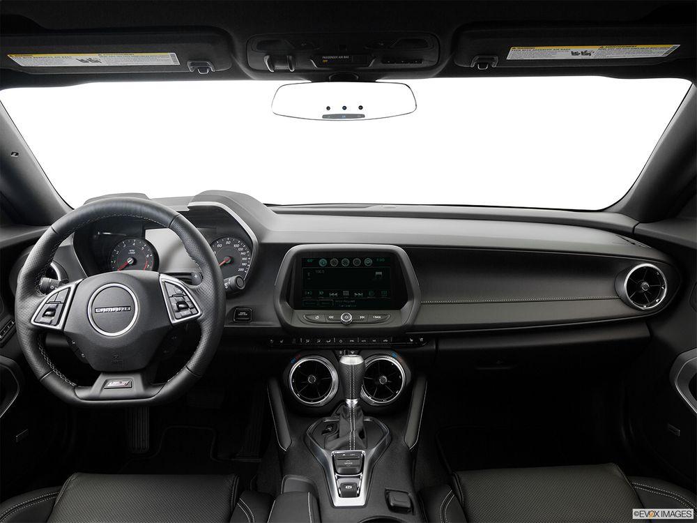 Chevrolet Camaro Coupe 2018, United Arab Emirates