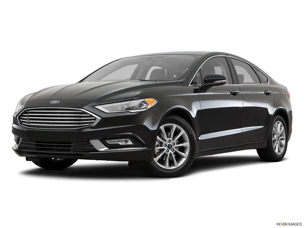 Ford Fusion 2018, United Arab Emirates