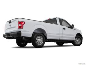 Ford F-150 2018 3.5L Regular Cab XL (2WD), Qatar, Low/wide rear 5/8.