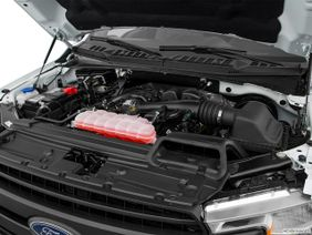 Ford F-150 2018 3.5L Regular Cab XL (2WD), Qatar, Engine.