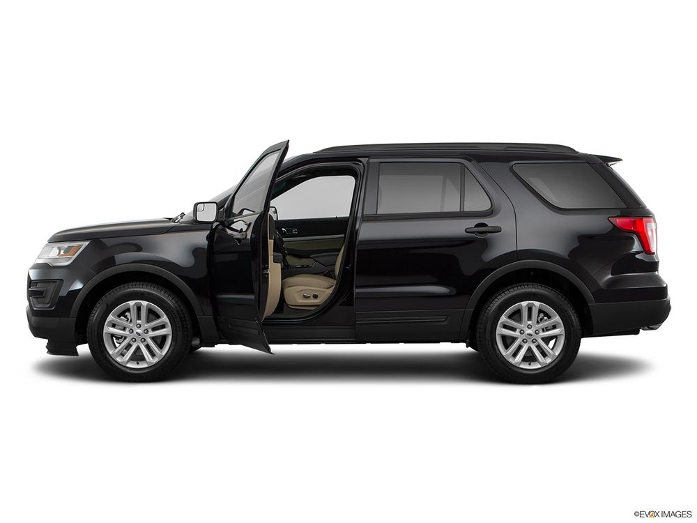 Ford Explorer 2018, Bahrain