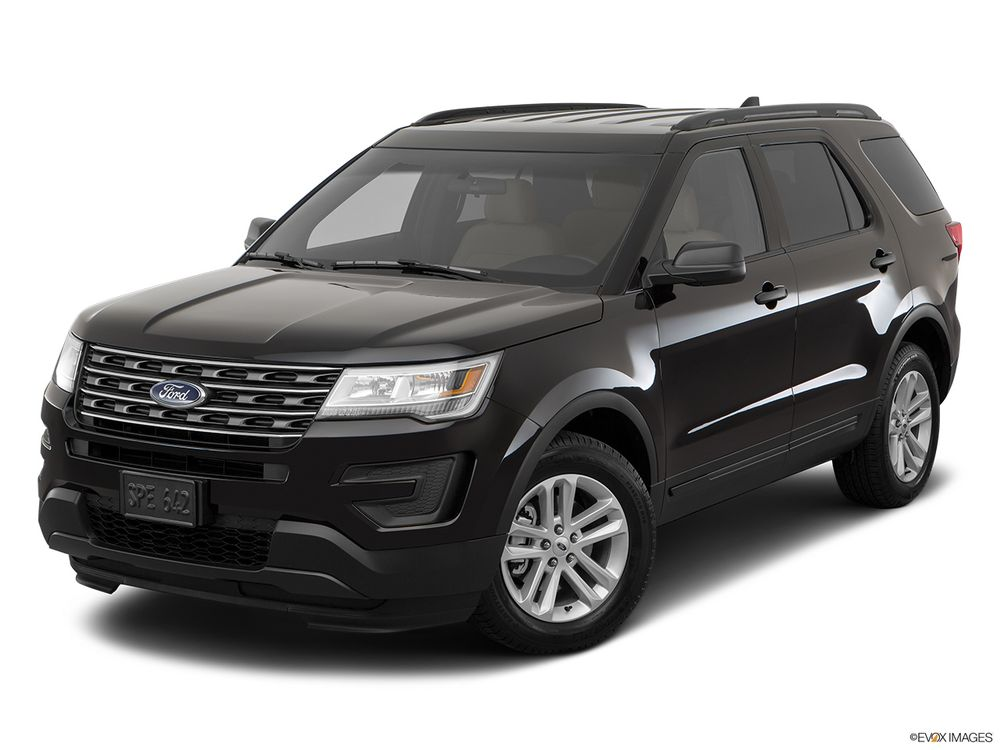 Ford Explorer 2018, Egypt