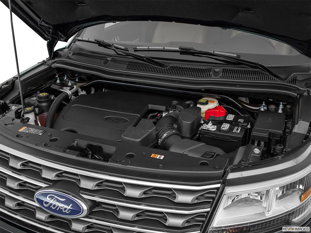 Ford Explorer 2018, Qatar