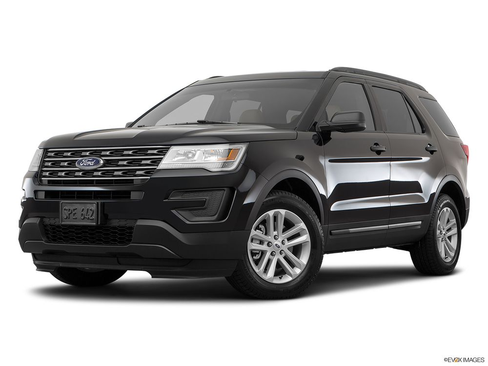 Ford Explorer 2018, Saudi Arabia
