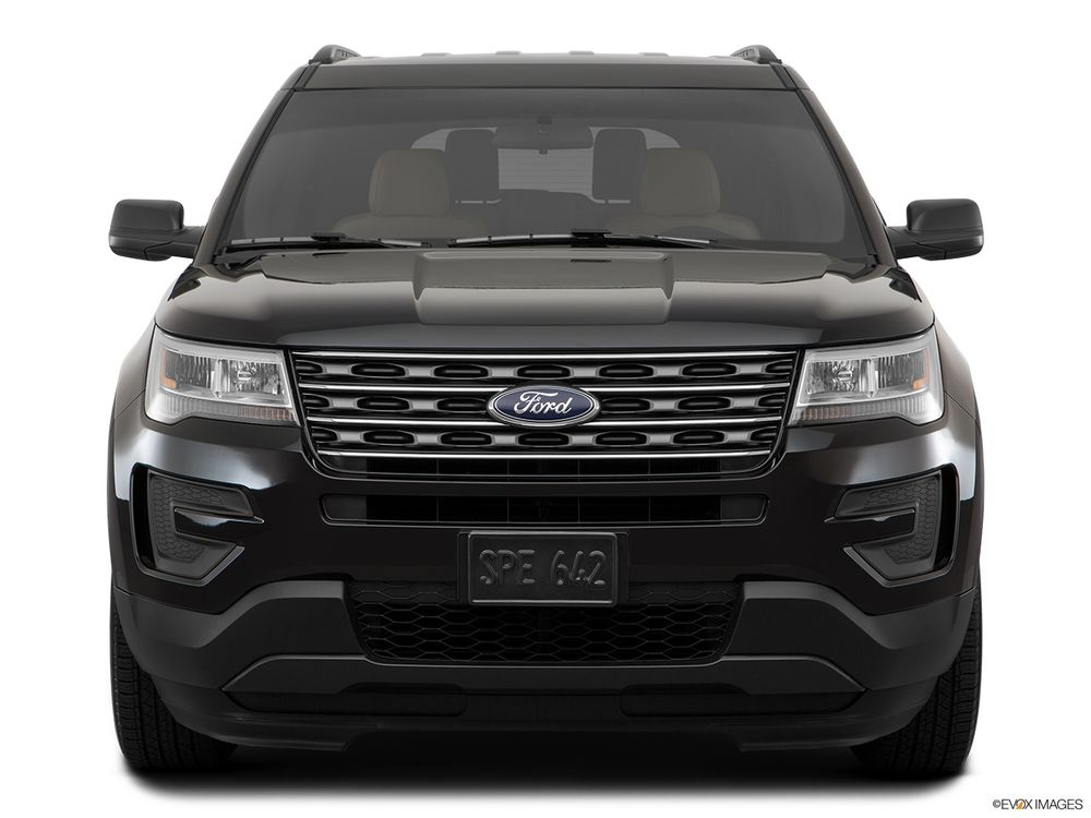 Ford Explorer 2018, Kuwait