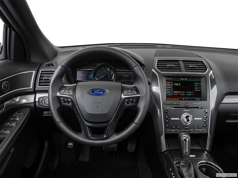 Ford Explorer 2018, Bahrain