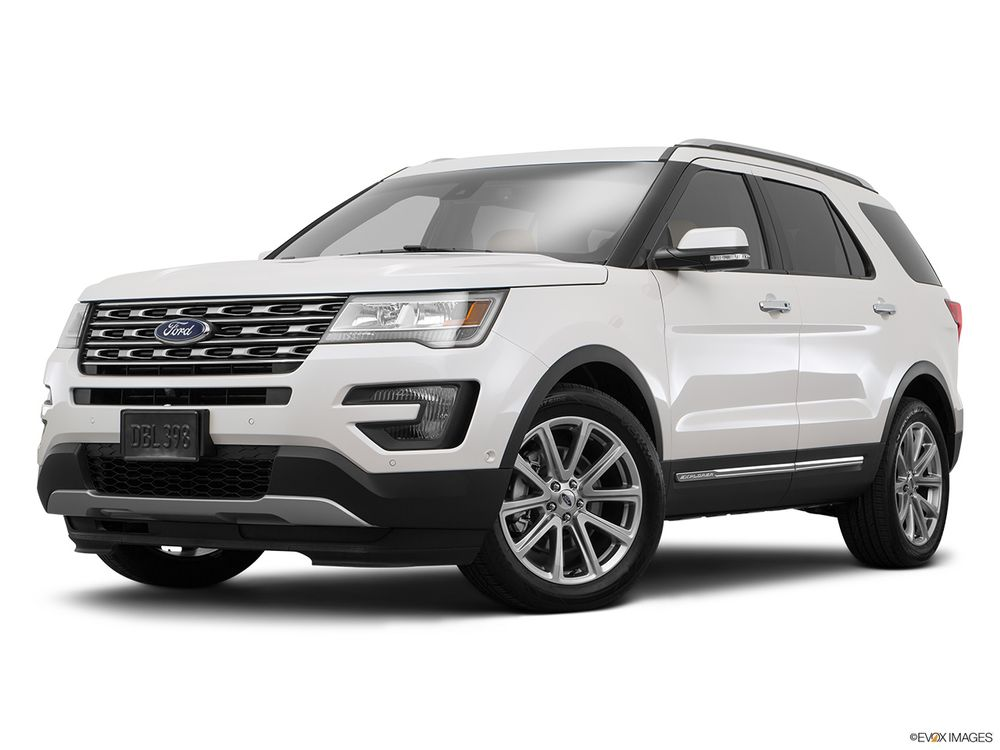 Ford Explorer 2018, United Arab Emirates