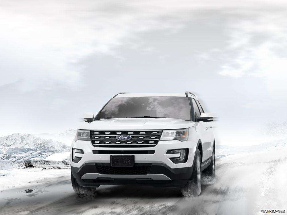 Ford Explorer 2018, Qatar