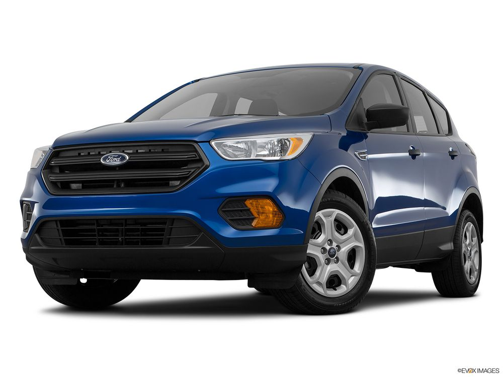 Ford Escape 2018, Kuwait